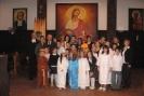 Wspólne zdjęcie w zakładowej kaplicy