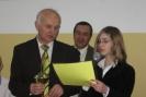 Anna Czapla przejmuje obowiązki Dyrektora szkoły i prezentuje osiągnięcia uczniów