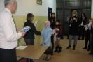 Ogłoszenie wyników. Alicja Ząbek odbiera I Nagrodę. Gratulujemy!