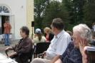 Zespół zaśpiewał również dla gości Zespołu Szkół Leśnych w Warcinie
