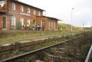 Stacja kolejowa w Ciecholubiu