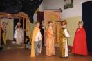 Trzej królowie u Heroda. Od Lewej: Dawid Łapiński, Janusz Orzechowski, Sebastian Kamowski