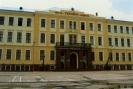 Po wojnie, w budynku zorganizowano ukraińską wyższą szkołę wojskową.
