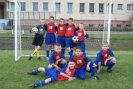 Zwycięska drużyna z Barcina