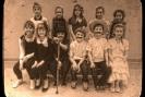 Uczniowie klasy IIIA
