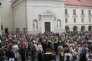 Krużganek Uniwersytetu. Absolutorium litewskich studentów.