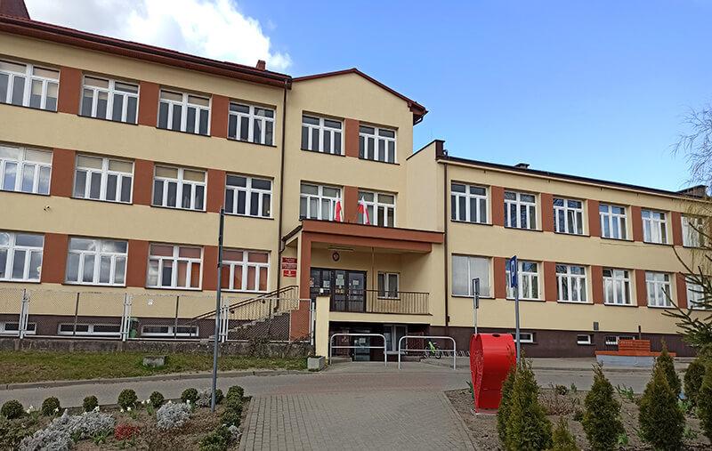 Budynek Szkoły Podstawowej w Kępicach
